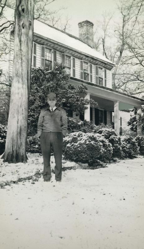 Crabtree Jones House, 1954