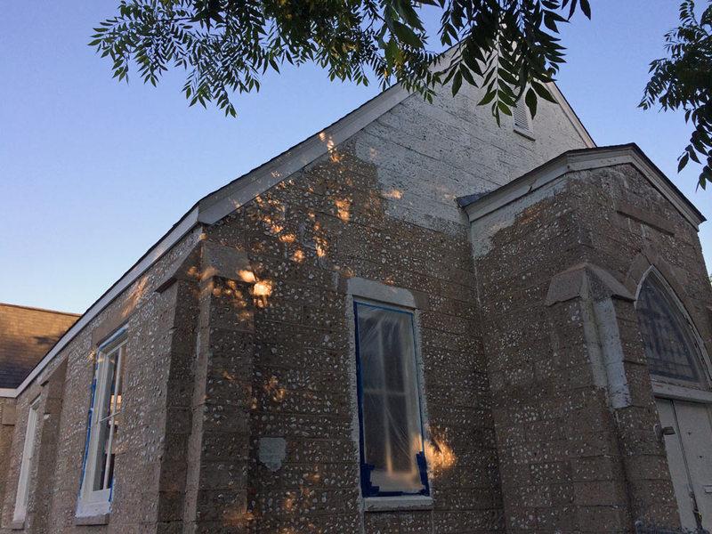 Gethsemane S.D.A. Church, 2014