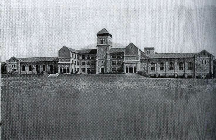 Needham B. Broughton High School, date unknown