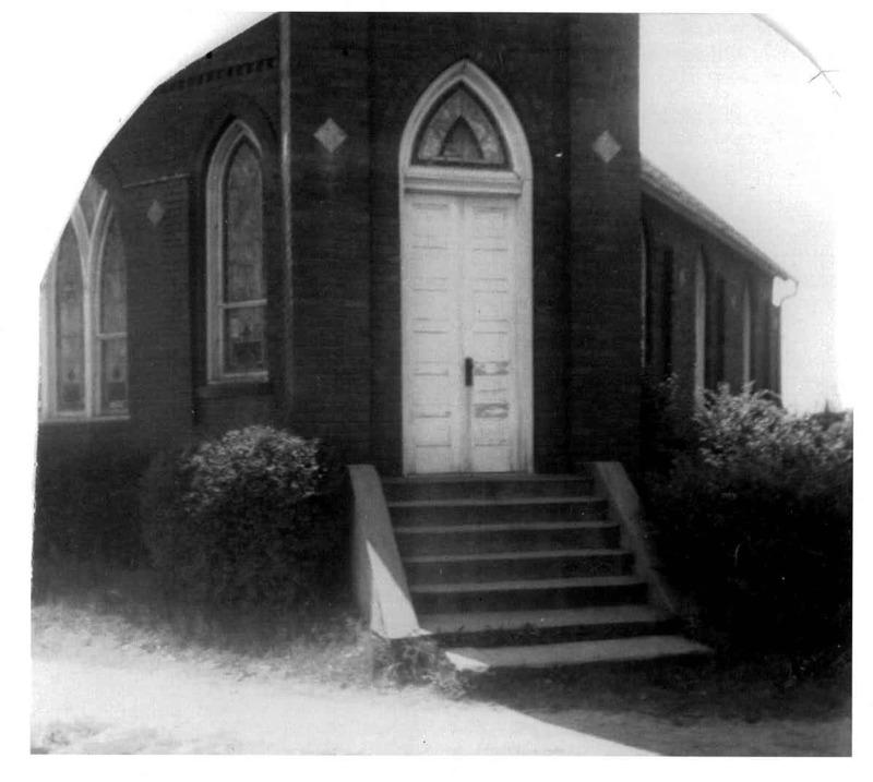 Saint James African Methodist Episcopal Church, 1972