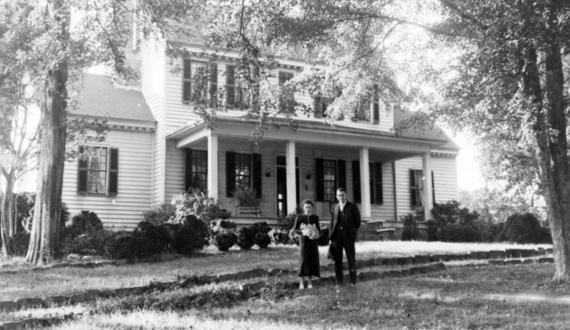 Crabtree Jones House, 1934